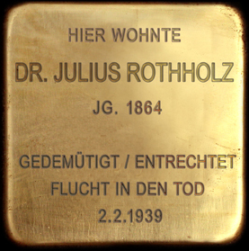 Julius Rotholz