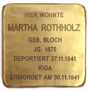 Martha Rotholz
